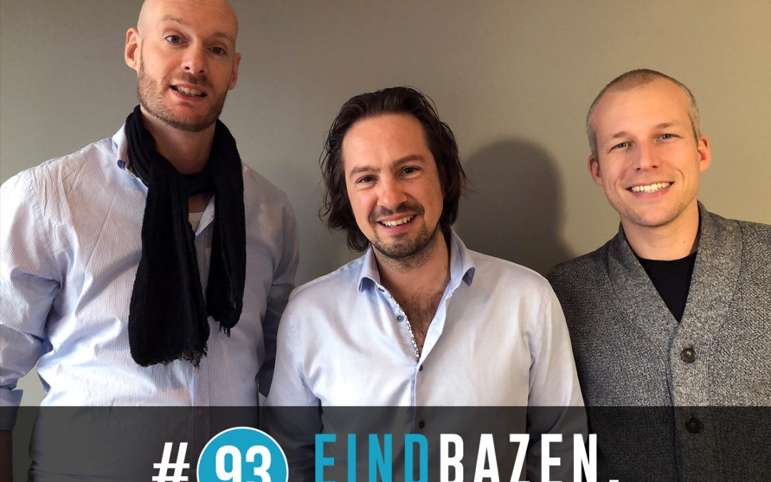 Interview in de Eindbazen Podcast